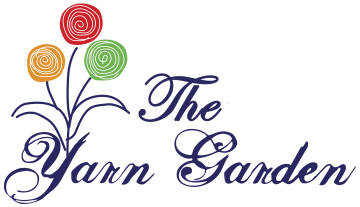 logo for The Yarn Garden